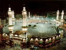 calon haji perbanyak di masjid
