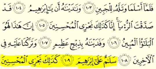 teks khutbah kisah nabi ibrahim